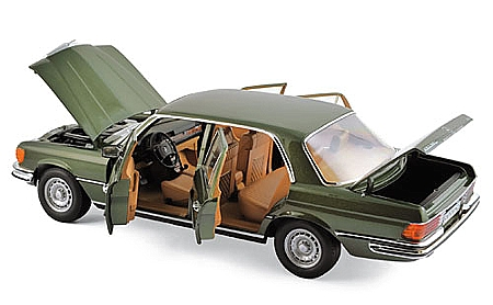 Modell Mercedes-Benz 450 SEL 6.9 (W116)  1976