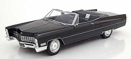 Modell Cadillac DeVille Convertible 1968