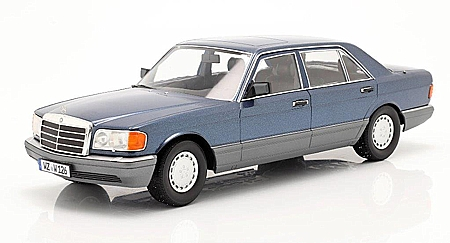 Modell Mercedes-Benz 560 SEL (W126) 1985
