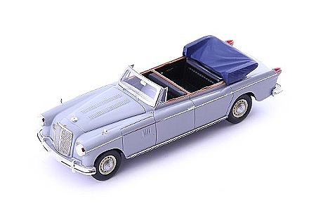 Modell Maybach SW 38/42 Ponton-Cabriolet 1950